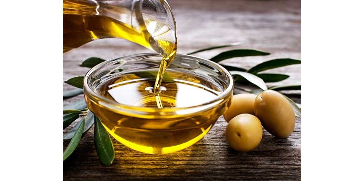 Apply olive oil