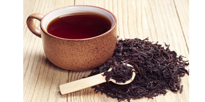 Darken Hair Naturally Black Tea