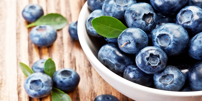 Blueberries-for-maintaining-immunity