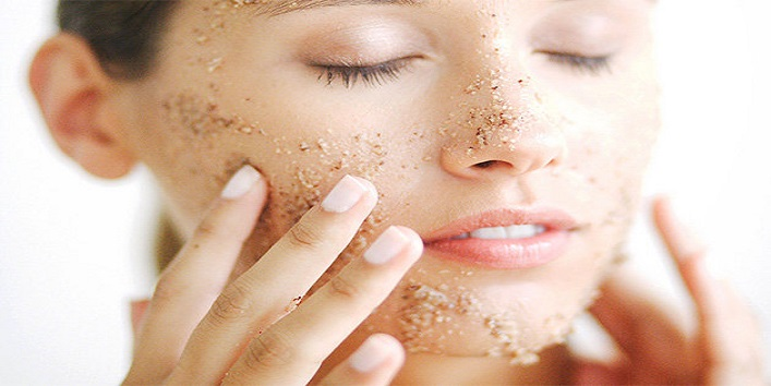 Don't forget to exfoliate your skin
