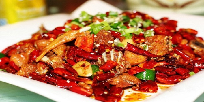 Eat-spicy-food