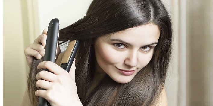 Using hair styling tools too often