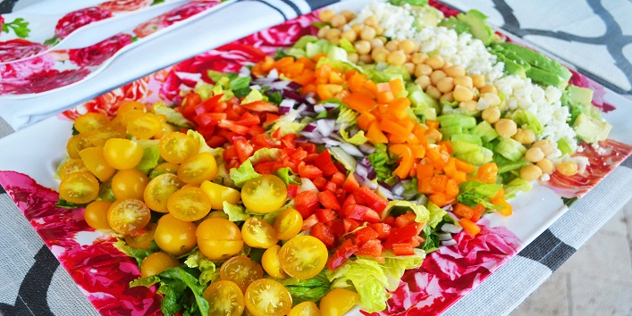 Add some color in your diet