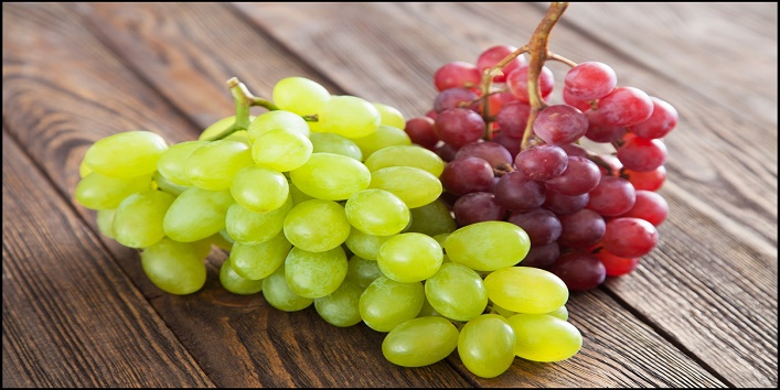Grapes face pack for protecting your skin