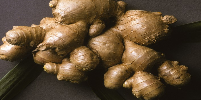 Ginger juice with onion juice to boost circulation of blood