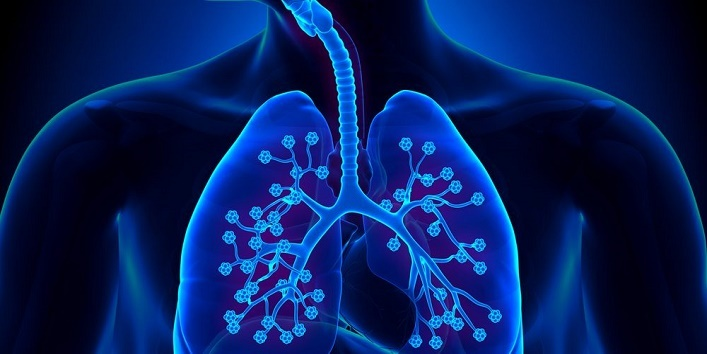 Treats lung inflammation