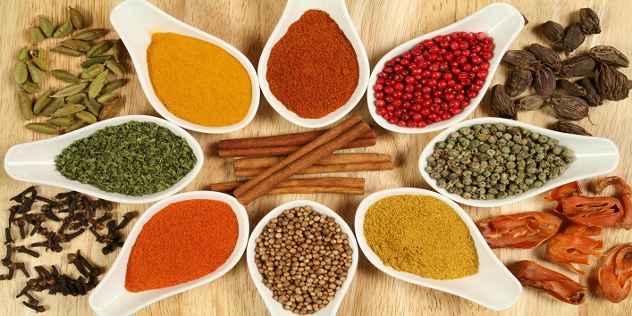 Spices, seeds, and herbs