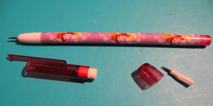 Pop-a-point pencils