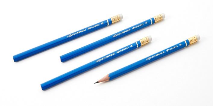 Eraser top pencils