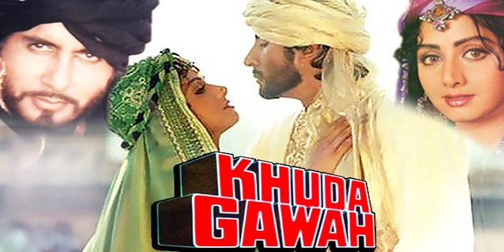 Khuda Gawah (1993)