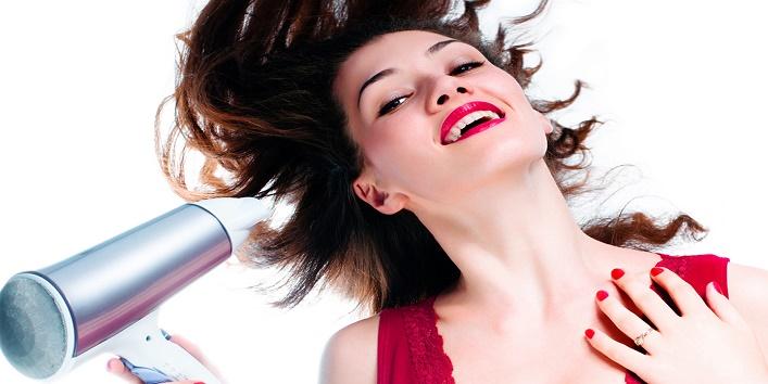 Avoid blow dryers