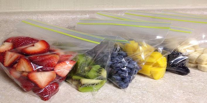 Readymade airtight bags