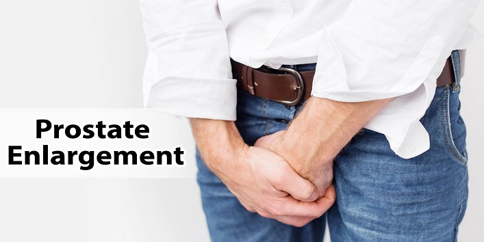 Reduces prostate enlargement issues