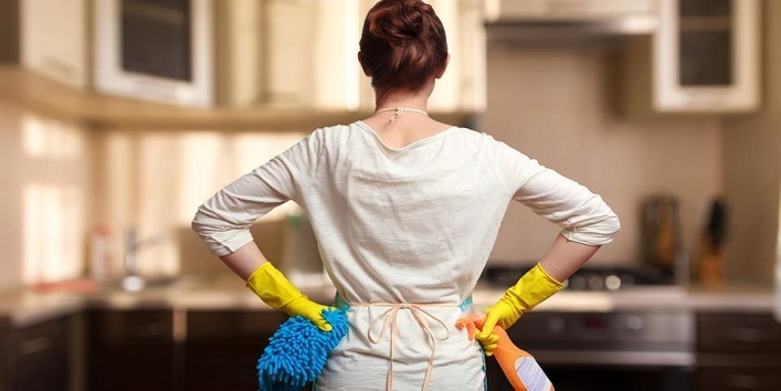 Avoid wearing it during house chores