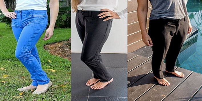Non-tailored pants
