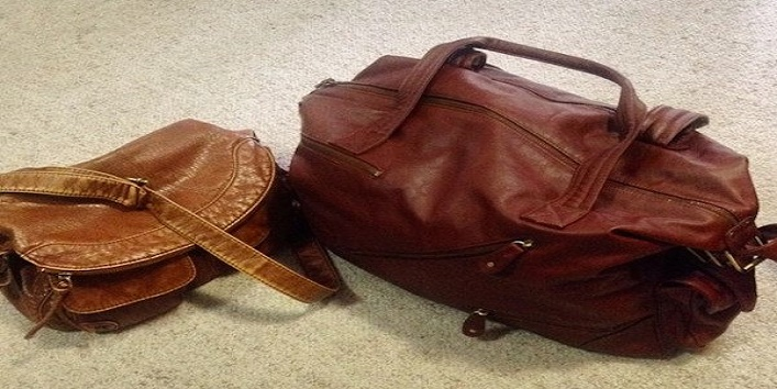 Don't carry heavy items in carry-ons