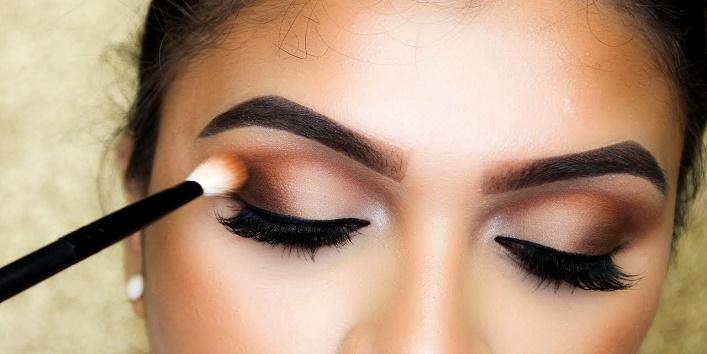 Eyeshadow tips for bigger eyes