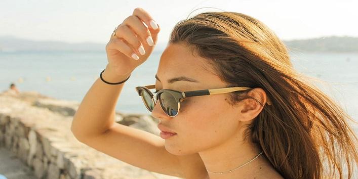 Use sunglasses