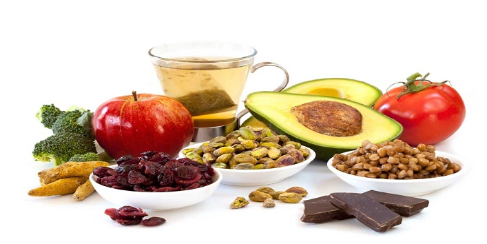 Include vitamin and mineral rich food