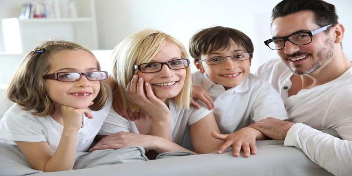 Family's eye health history