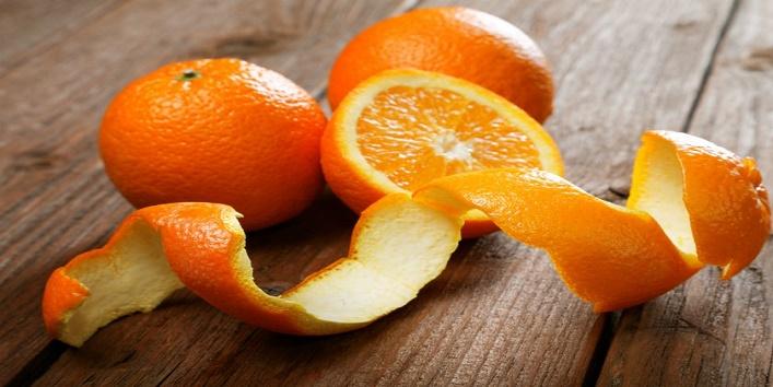 Ways to use orange peel for hair care
