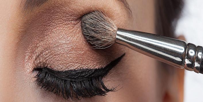 Eyeshadow mishap