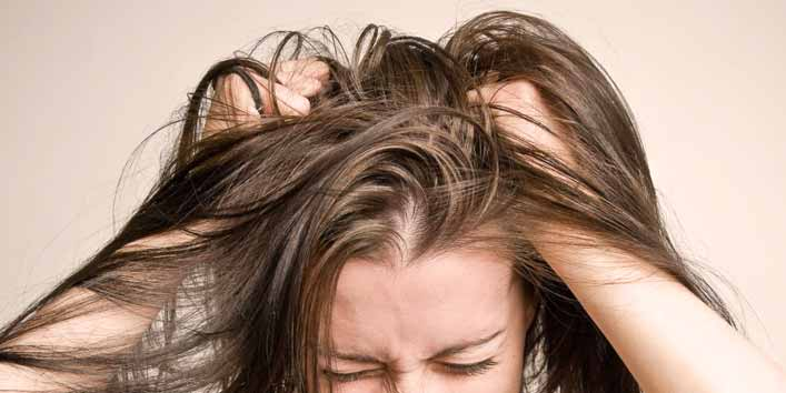 Benefits of Shea Butter for Hair includes Soothing Irritated Scalp