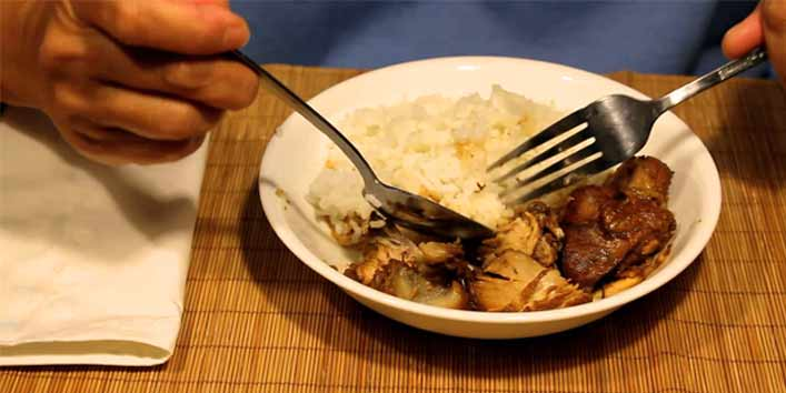 Don't Use Fork: Does This Really Comes Under The Food Etiquette Rules?