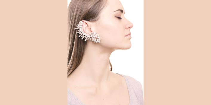 Get A Unique Look With Ear Cuffs