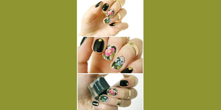 Nail Art Stickers and Decals