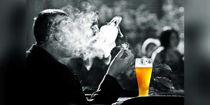 Quit Smoking & Limit Alcohol