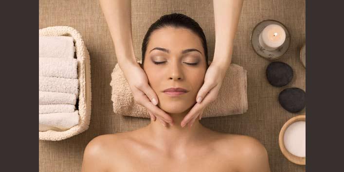 Tea Tree Oil and Lavender Oil Massage
