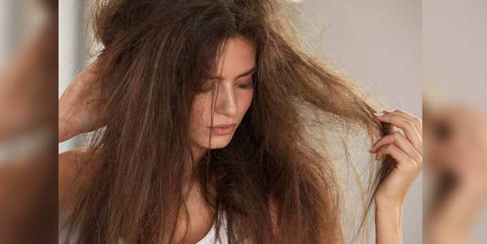 Treats Damaged Mane-One of the Best Benefits of Shea Butter for Hair