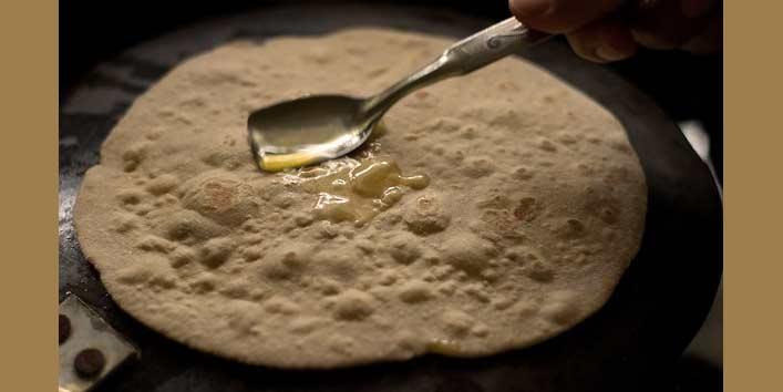 How To Make Rotis For Frankie Recipe