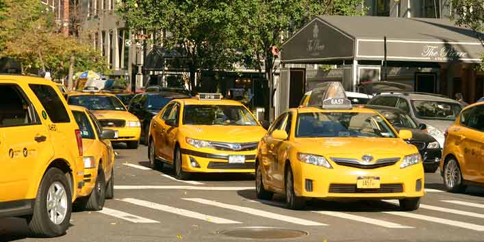Opt For Share Cabs Or Public Transport
