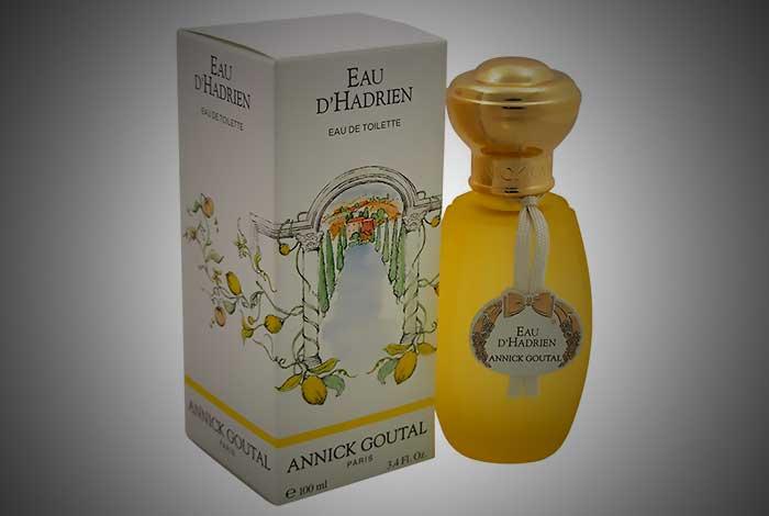 Annick Goutal's Eau d'Hadrien ($1,500)
