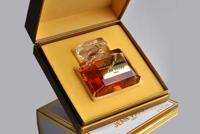 Joy Parfum by Jean Patou ($800)