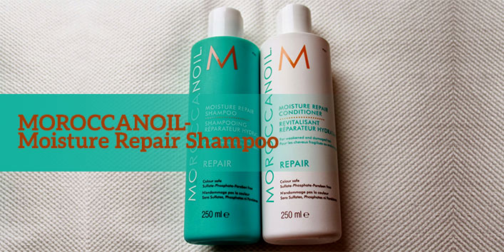 MOROCCANOIL- Moisture Repair Shampoo