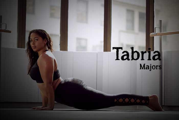 Tabria Majors