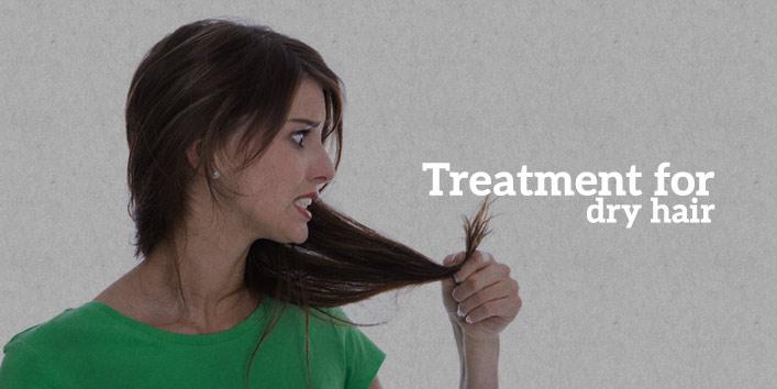 Treatment for dry hair