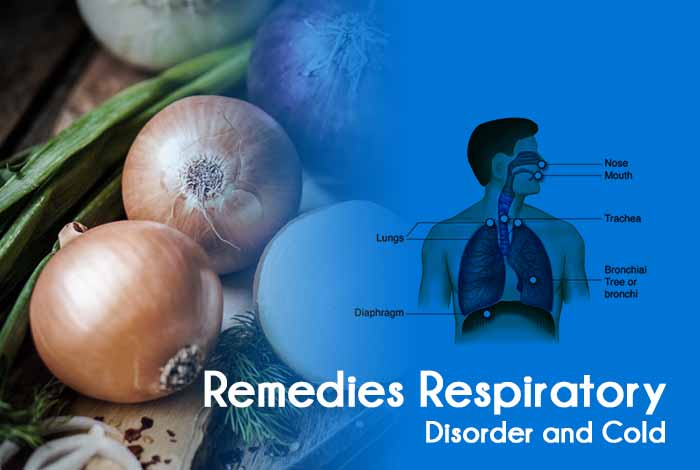Remedies Respiratory Disorder and Cold