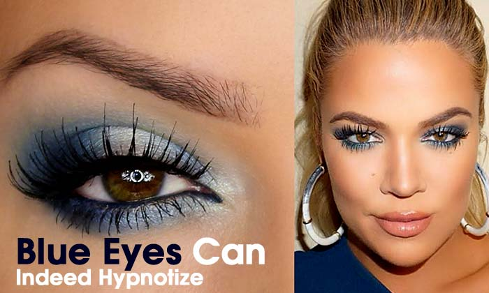 Blue Eyes Can Indeed Hypnotize