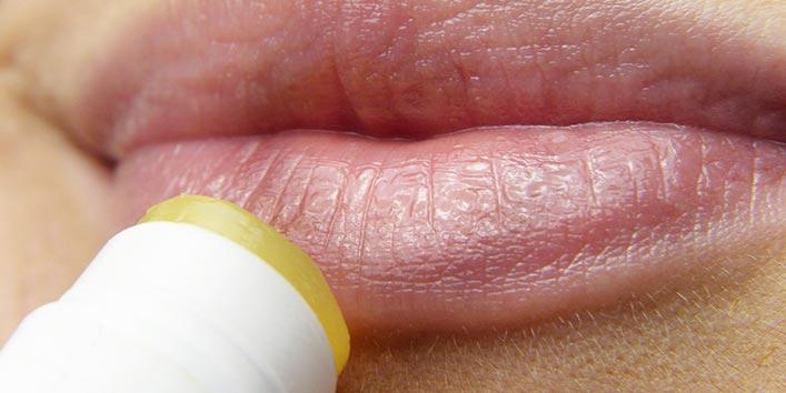 Lip balms are not addictive