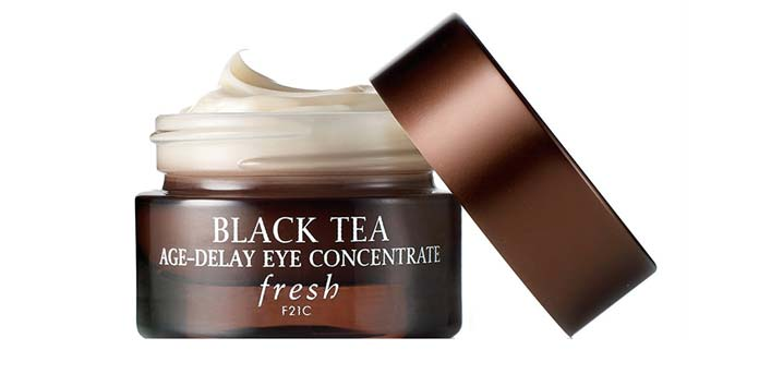 Fresh Black Tea Age Delay Eye Concentrate