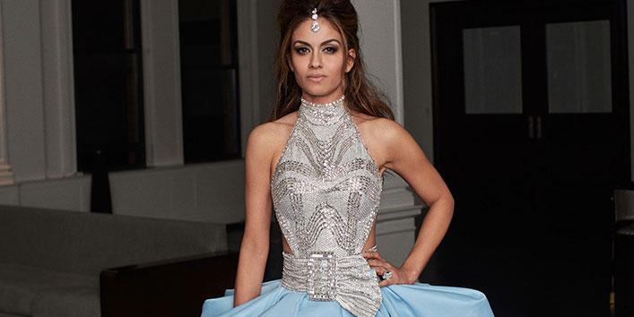 Natasha Poonawalla at met gala 2019