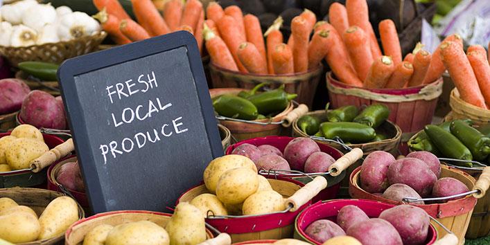 Organic Foods Are Naturally Fresh