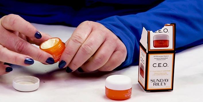 Sunday RIley C.E.O. C+E Antioxidant Protect and Repair Moisturizer