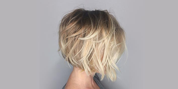 The Layered Bob