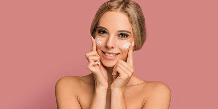 Use the right products on your skin
